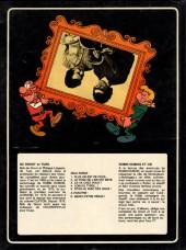 Verso de Robin Dubois -5- Dites-le avec des gags