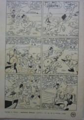 Verso de Rancho (S.E.R) -12- Humo et Rancho - L'Affaire du Nestor