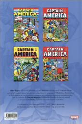 Verso de Captain America (L'intégrale) -HS1- L'intégrale 1941