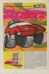 Verso de Action Comics (DC Comics - 1938) -392- The Shame of the Super-Son!