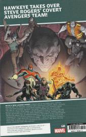 Verso de Secret Avengers (2010) -OMNI- Secret Avengers by Rick Remender