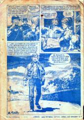 Verso de Casco verde -3- La caza de un hombre