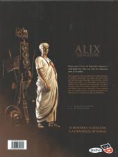 Verso de Alix Senator (en portugais) -2- O último faraó