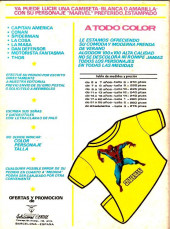 Verso de Relatos salvages - Artes marciales Vol. 1 -5- Confrontacion