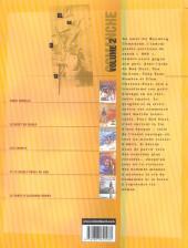 Verso de Comanche -INT2- Volume 2