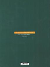 Verso de XIII Mystery (en portugais) -1+2- O Mangusto   Irina