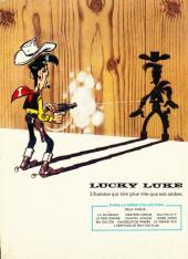 Verso de Lucky Luke -38b76- Ma Dalton