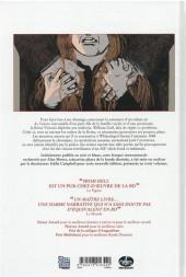Verso de From Hell, une autopsie de Jack l'éventreur -2- Tome 2