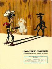 Verso de Lucky Luke -41- L'Héritage de Rantanplan
