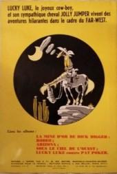 Verso de Lucky Luke -6a57- Hors-la-loi