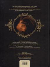 Verso de Le château des Animaux -2a2021- Les Marguerites de l'hiver