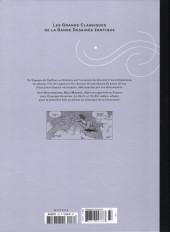 Verso de Les grands Classiques de la Bande Dessinée érotique - La Collection -133136- Gulliveriana