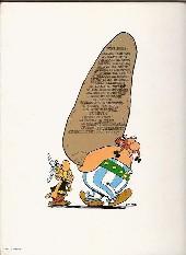 Verso de Astérix -15c1983- La zizanie