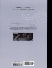 Verso de Les grands Classiques de la Bande Dessinée érotique - La Collection -129113- La Tentation
