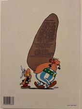 Verso de Astérix -21b1987- Le cadeau de César