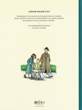 Verso de Spirou et Fantasio par... (Une aventure de) / Le Spirou de... -18- L'Espoir malgré tout - Troisième partie - Un départ vers la fin