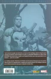 Verso de Wolverine - Punisher -2- Le sanctuaire du mal