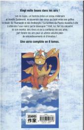 Verso de Sky Wars -8- Tome 8