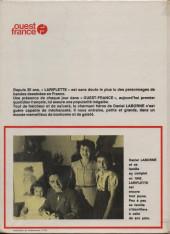 Verso de Lariflette - Tome 41