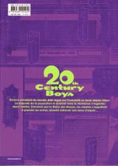 Verso de 20th Century Boys - Perfect Edition -9- Volume 9
