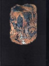 Verso de Millénaire -2TL- Le squelette des anges