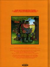 Verso de Anthologie Édika -4- 1997>2002