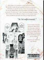 Verso de Arifureta : Origins -1- Tome 1