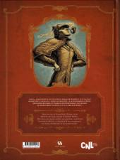 Verso de Dans la tête de Sherlock Holmes -2- L'Affaire du Ticket Scandaleux 2/2