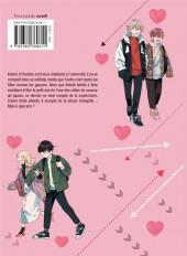 Verso de Clumsy love step
