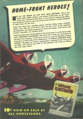 Verso de Bulletman (Fawcett - 1941) -7- The Revenge Syndicate!