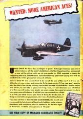Verso de Bulletman (Fawcett - 1941) -11- Issue # 11