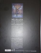 Verso de Hellblazer: Rise and Fall - Hellblazer : Rise and Fall
