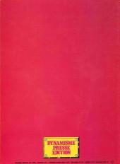 Verso de Capitaine Flam (Spécial) -5Bis- N°5Bis