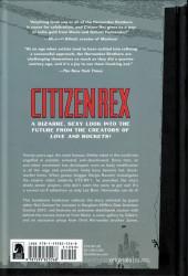 Verso de Citizen Rex
