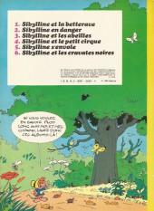 Verso de Sibylline -1b1979- Sibylline et la betterave