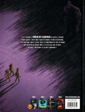 Verso de La brigade des cauchemars -5- Léonard