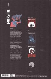 Verso de Moonshine -3- Tome 3