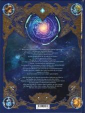 Verso de Astra Saga -1- L'Or des dieux