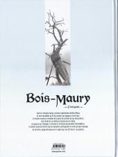 Verso de Les tours de Bois-Maury -INT3- L'intégrale