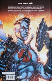 Verso de Bloodshot (Bliss Comics - 2019) -3TL- Tome 3