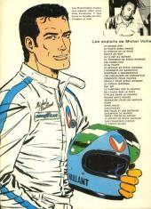 Verso de Michel Vaillant -1e1978- Le grand défi