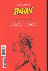 Verso de Rahan - La Collection (Hachette) -40- Tome 40