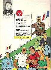 Verso de Michel Vaillant -5a1968- Le 13 est au départ