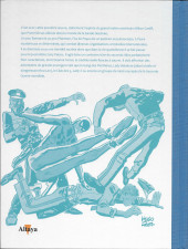 Verso de Tout Pratt (collection Altaya) -67- L'as de Pique 2
