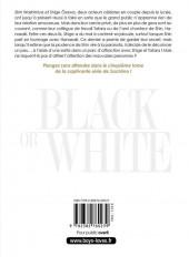 Verso de Black or White -5- Tome 5