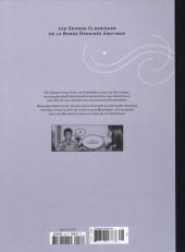 Verso de Les grands Classiques de la Bande Dessinée érotique - La Collection -128121- Giovanna! Ah!