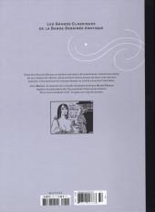 Verso de Les grands Classiques de la Bande Dessinée érotique - La Collection -132132- Bianca - Tome1