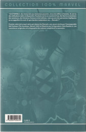 Verso de Les Éternels (100% Marvel) -1- Dessein Intelligent