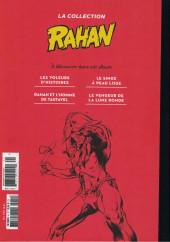 Verso de Rahan - La Collection (Hachette) -41- Tome 41