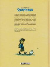 Verso de Le cadet des Soupetard -INT02- L'intégrale 2/3